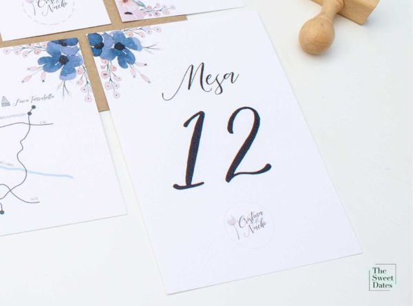 Mesero boda Liberata - The Sweet Dates