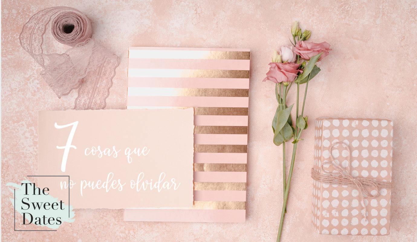 Invitaciones de boda que no debes olvidar - The Sweet Dates