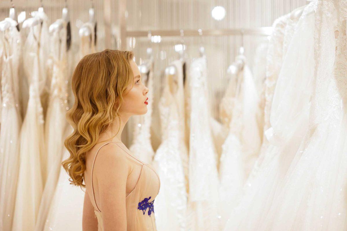 Que vestido de novia me favorece segun mi cuerpo